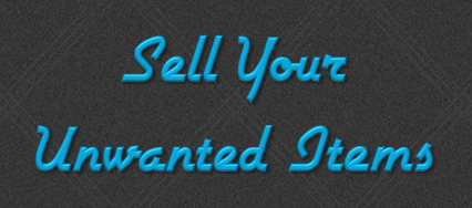 Sell Your Unwanted Items